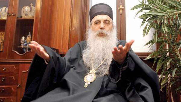 Како епископ Иринеј Буловић Српску православну цркву претвара у личну информативну службу и Одбор за дочек римског папе