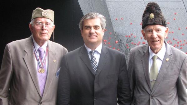 У Аустралији се десило чудо – Амбасадор Србије се састао са некадашњим борцима из редова војводе Момчила Ђујића