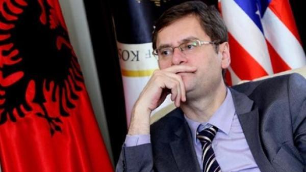 Бљерим Шаља: Немачка тражи да се мировни споразум између Косова и Србије потпише 2016