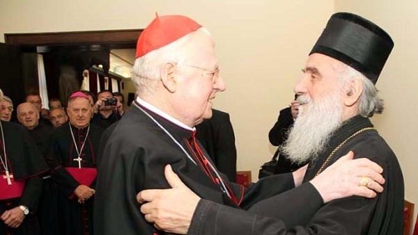 П. Иринеј и папа у Сарајеву?