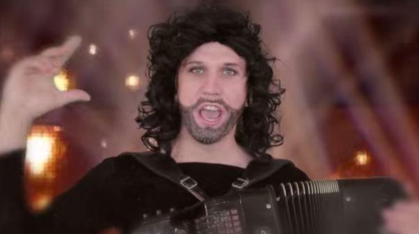 """""""Европа, опа!"""" – Руски одговор Евровизији и Кончити (ФОТО+ВИДЕО)"""