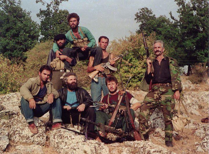 """Двојица бивших високих функционера Албаније на списку ветерана терористичке """"ОВК"""""""