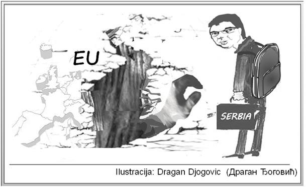 Србија де фактно срља у амбис – Окупација и туторство , уместо државног суверенитета и економске независности