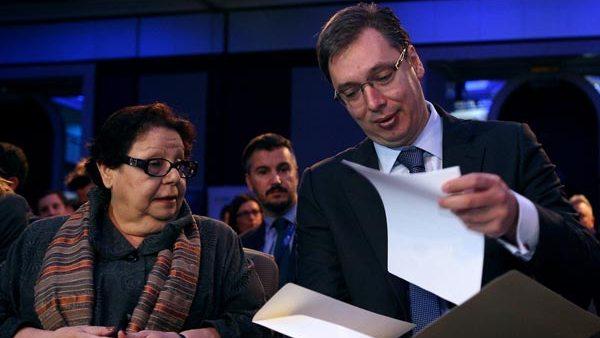 Соња Лихт: Александар Вучић жели нашу подршку