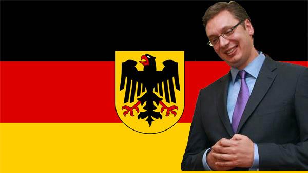 Вучић: Не бих да Немачкој правимо проблеме