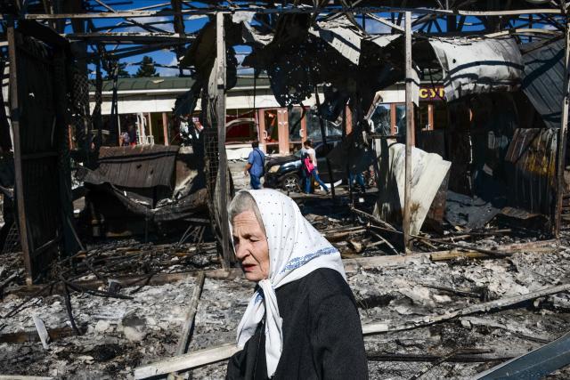 Видео – гранатирање цивила у Доњецку, 18.07.2015.год.