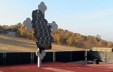 СРАМНО! Жандармерија је споменик погинулим колегама СРУШИЛА, а не склонила! (ФОТО)