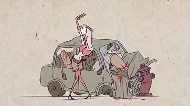 СУРОВО РЕАЛНО: Цртани филм који је запрепастио свет! (ВИДЕО)