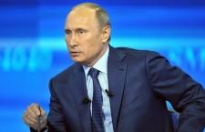 Путин: Ми смо мирољубиви, али ћемо употребити силу у случају претње