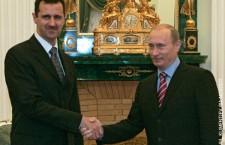 ПУТИН: Пружаћемо ваздушну подршку Асадовој армији – све док траје њена офанзива