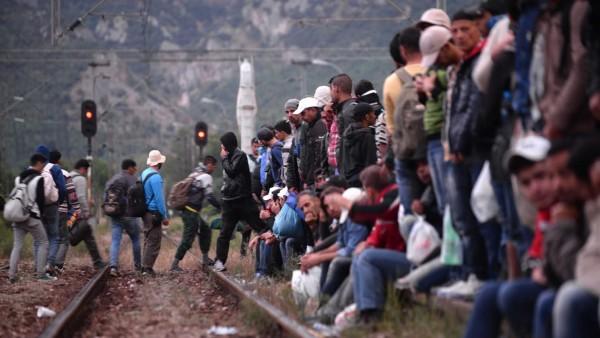 За два дана 20.000 миграната ушло у Србију
