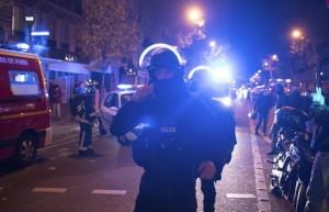 Pariz posle napada Policija