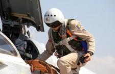 Пилот Су-24 враћен у базу Хмејмим!