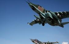 Русија: Масовни ваздушни напади у Сирији