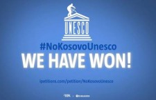Косово није примљено у Унеско