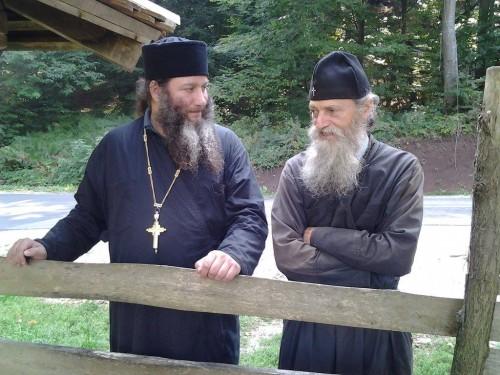 Isposnica Sv. Pimena Velikog arh. Pantelejmon i o.Rafailo