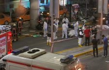 У нападу на аеродрому у Истанбулу 36 мртвих, 147 рањених