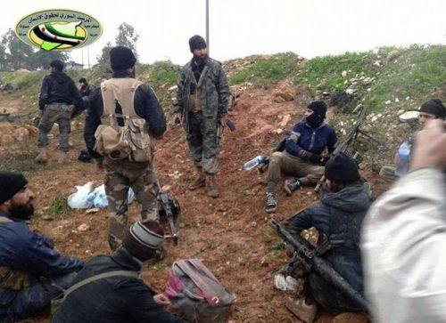 Al Nusra teroristi u Siriji