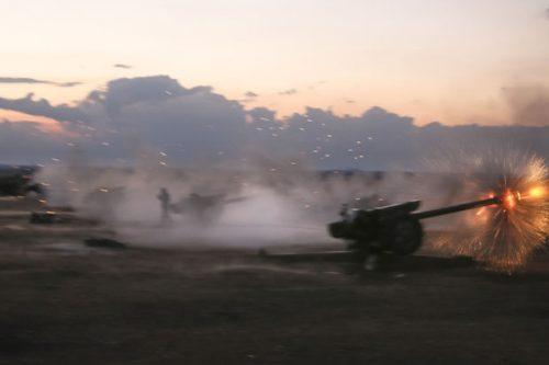 Artiljerija Sirija