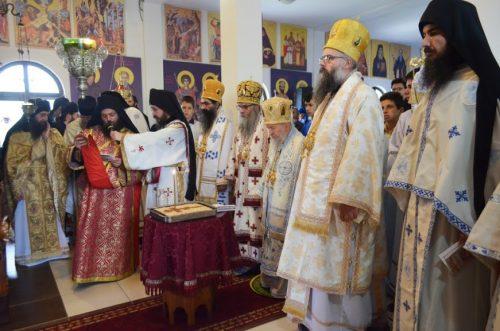 Видовдан у манастиру Преподобног Јустина Ћелијског у Барајеву