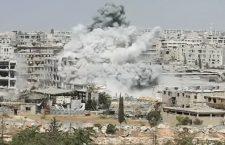 ОДЛУЧУЈУЋИ ТРЕНУТАК: Терористи у Алепу одсечени од света, остављени на милост и немилост Асадових Тигрова! (ВИДЕО/МАПА)