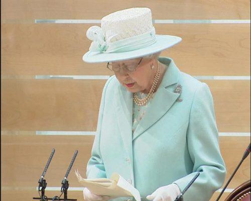 Британска краљица Елизабета Друга