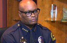 Дејвид Браун, начелник полиције Даласа