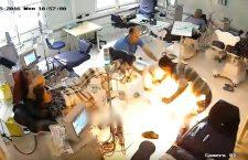 Тирана: Запалио болничко одељење, троје мртвих