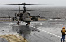 """Руски Ка-52К """"Катран"""" се спрема за удар на терористе у Сирији (видео)"""