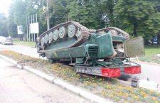 Украјински војници преврнули још један тенк!