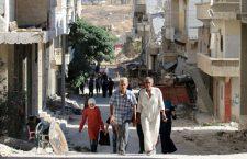 Десетине породица изашле из дела Алепа под опсадом