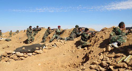 Сирија борци САА