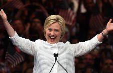 САД: Хилари Клинтон и званично прва жена кандидат за председника