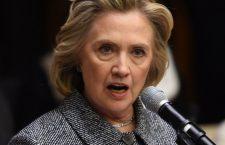 Уместо аплауза, звиждуци за Хилари Клинтон