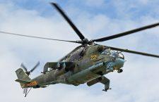 ДАЕШ терористи оборили руски хеликоптер у области Палмире у Сирији