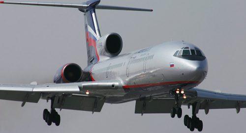Срушио се авион руске војске на путу ка Сирији, нема преживелих