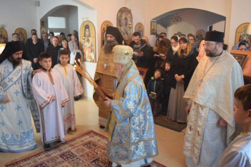Боравак Епископа Артемија у Аустрији од Света Три Јерарха до Сретења