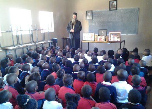Духовна мисија СПЦ – ЕРП у егзилу на афричком континенту