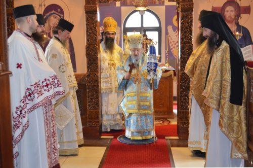 Недеља друга Великог поста у манастиру Преподобног Јустина Ћелијског у Барајеву