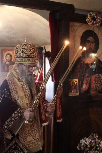 Манастир Преподобног Симеона Мироточивог у Дежеви свечано прославио своју храмовну славу