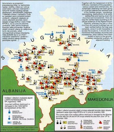 Подсећање на мартовски погром 2004. године: Уништавано све што носи знак крста