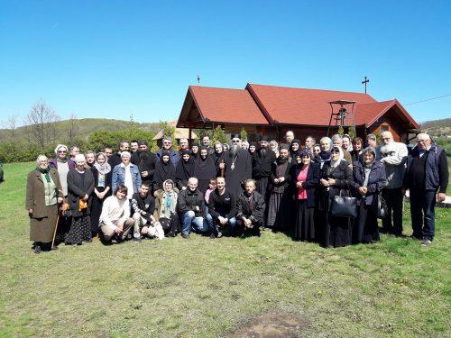 Васкрсни уторак у манастиру Светог Преображења Господњег у Леушићу