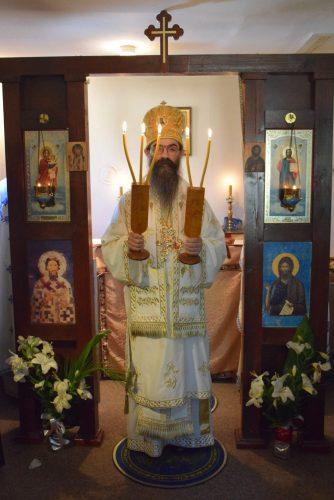 Васкрсни уторак у манастиру Светог Саве у Жеровници