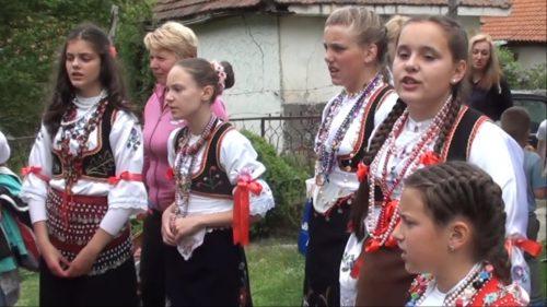 Лазарице -диван обичај у Сиринићкој жупи на српској Шар планини…