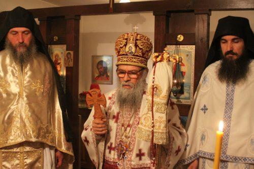 Недеља Мироносица у манастиру Светог Саве у Жеровници