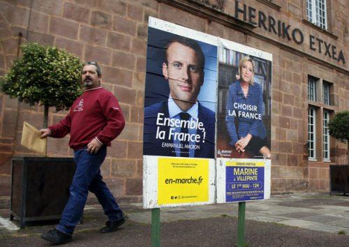 Eвропа у гласачкој кутији Француске (видео)
