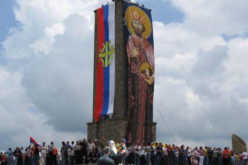 БОЈ СЕ БИЈЕ ЗА ОБРАЗ И СЛОБОДУ СРБИЈЕ