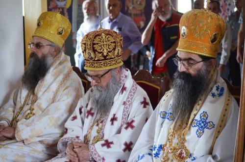 Преподобни Наум Охридски свечано прослављен у Барајеву