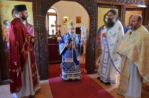 Недеља 12. по Духовдану у манастиру Свете Великомученице Марине