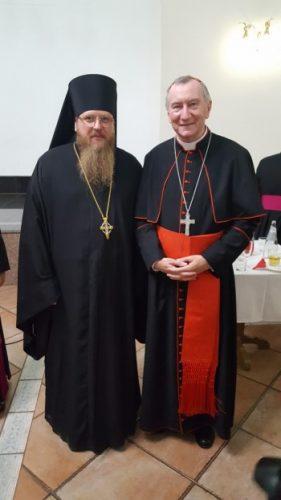 Друг митрополита Илариона се причешћивао с римокатолицима